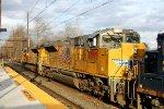 UP 8899 trailing on Q418